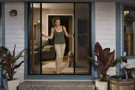 Mirage Exterior Double Retractable Screen