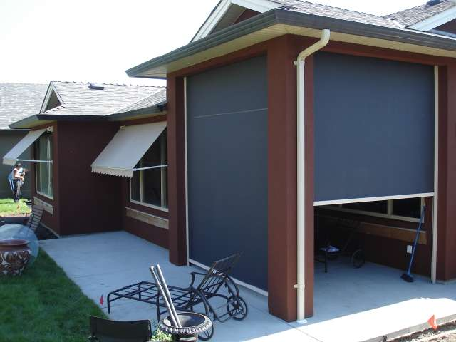 Horizon Retractable Screens For Large Openings Mirage